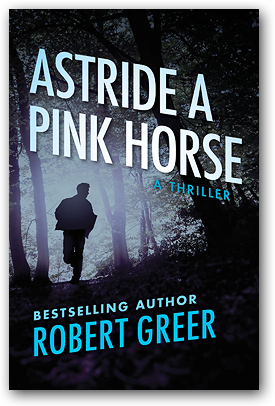 Astride a Pink Horse